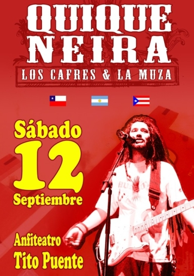Quique Neira 12 Sept. Puerto Rico