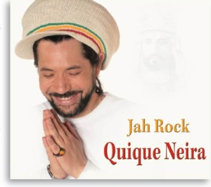 Quique Neira _ Album JAH ROCK _ European Edition