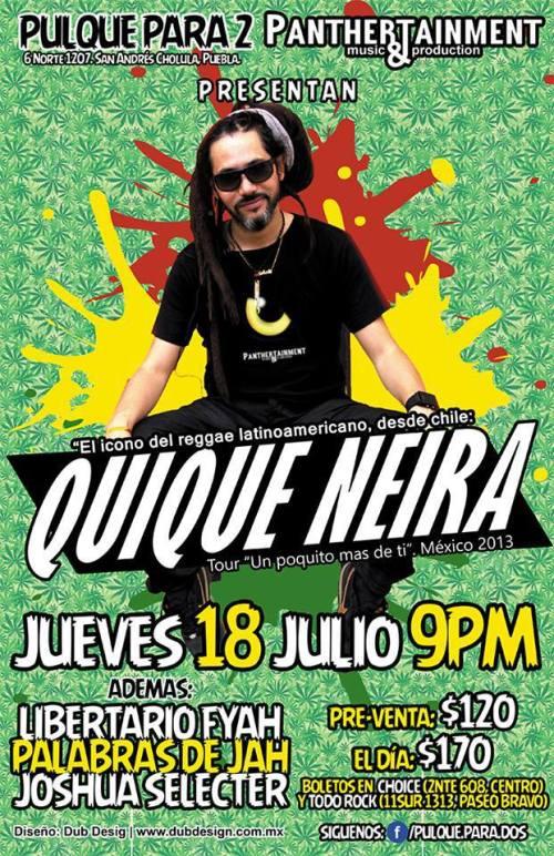 18 Juli Pueblo Mexico