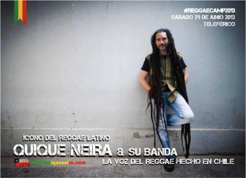 QN Reggae Camp Ecuador  2013