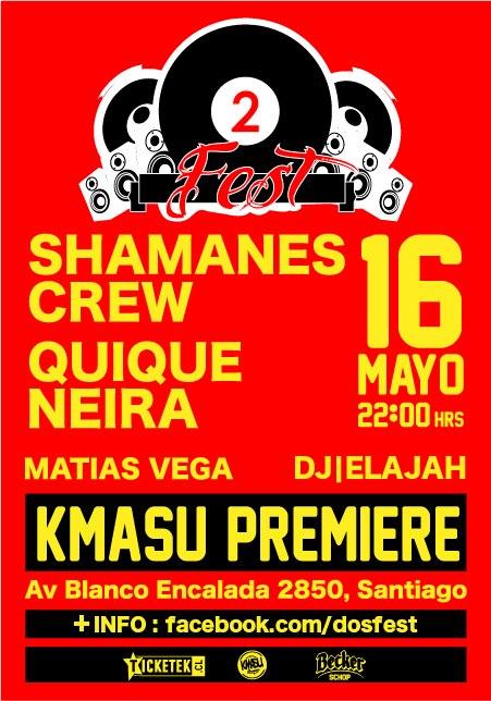 QUIQUE NEIRA @16 May Reggae Show