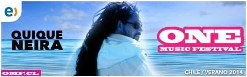 QN@ One Music Festival Chile 2014
