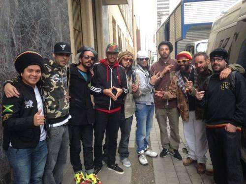 Quique Neira @Band _  Bogota_Jamming Festival 2014