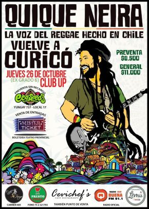 26 oct Curicó Club Up