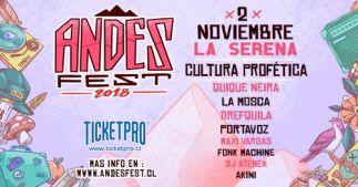 02 nov 18 Andes Fest La Serena