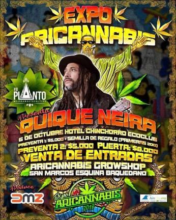 06 oct 18 Arica _Aricannabis