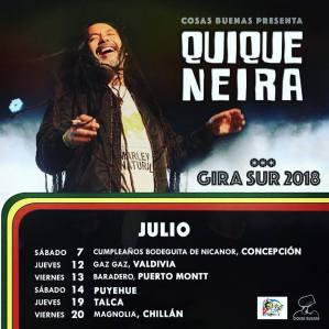 07 - 20 July 18 Gira Sur