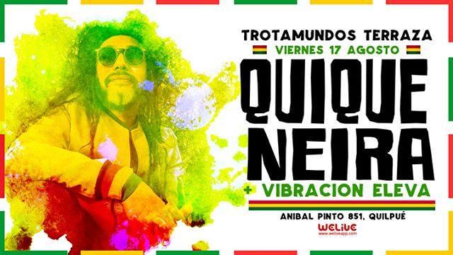 17 Agosto Trotamundos Terraza Quilpué Cca Artmusic