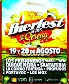 19 Aug 2017 La Serena Bierfest