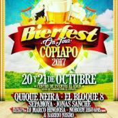21 Octubre Bierfest Copiapo