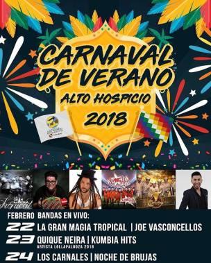 2302 18 Carnaval de Verano 2018 en Alto Hospicio