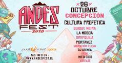 26.Oct 2018 Andes Fest Concepción