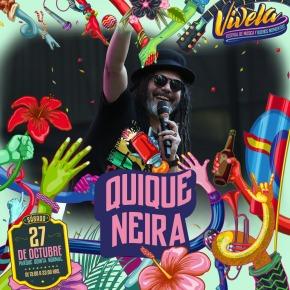 27 Oct 2018 VIVELA Festival de Musica ParqueQuinta Normal