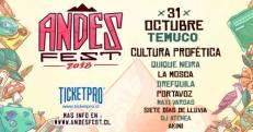 31 Oct 18 Andes Fest Temuco