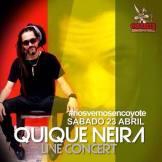 QN 28 April 16_Coyote Club en San Vicente de Tagua Tagua