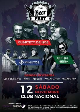 QN _ 12 Nov The Beer Fest Guayaquil Ecuador