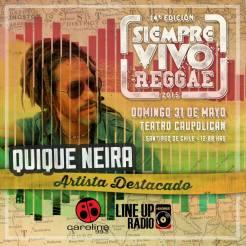 QN _ Siempre Vivo Reggae 31 may 15